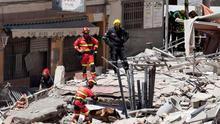 Nueve personas siguen sin localizarse tras la recuperación de dos cuerpos en Tenerife