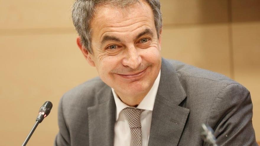 """Zapatero asegura que Cataluña """"nunca"""" será independiente y sostiene que el conflicto """"terminará con un acuerdo"""""""