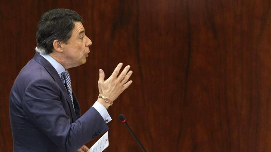 Ignacio González pedirá hoy un tope común de déficit para las comunidades