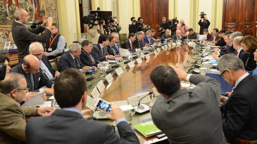 Reunión entre el Ministerio y las organizaciones