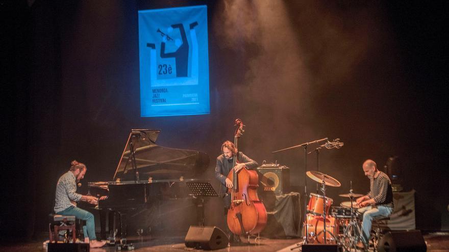 Abe Rábade abre el XXIII Festival Jazz Menorca ante 160 espectadores