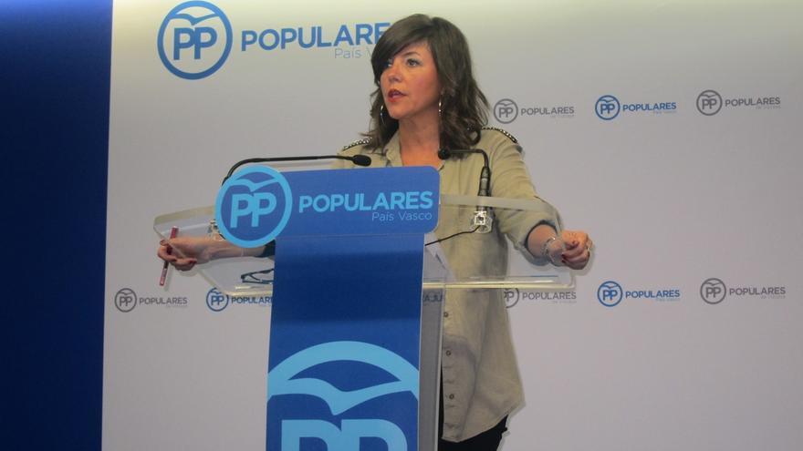 """PP condena el comportamiento """"salvaje de un grupo de alumnos que no representa a la juventud"""" en la UPV/EHU"""