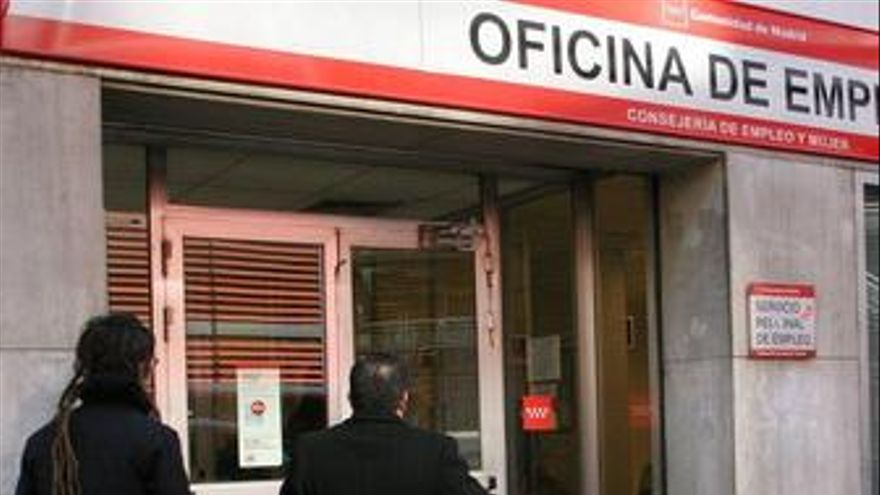 Oficina de empleo. (EUROPA PRESS)