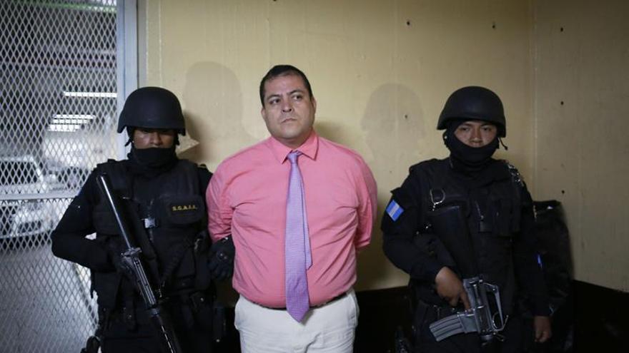 El diputado acusado del asesinato de dos periodistas en Guatemala niega los cargos