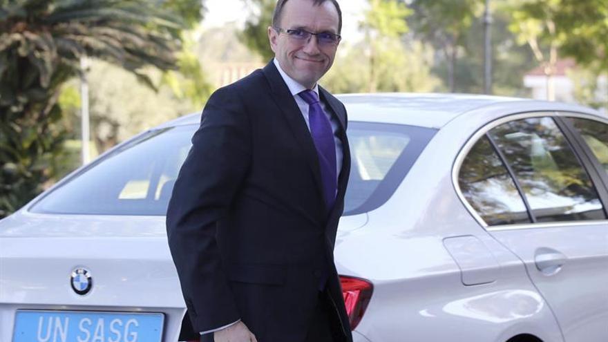 La ONU anuncia que el diálogo de paz en Chipre se reanudará el 11 de abril