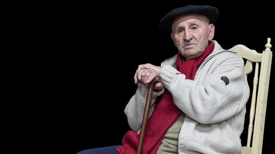 Lucio Urtubia: Foto: Juan Manzanara