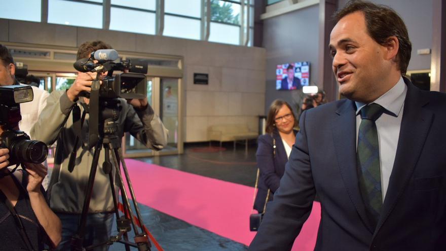 Paco Núñez llega al debate CMMedia