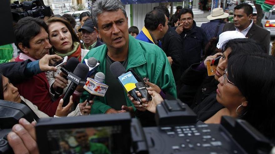 """Opositores bolivianos denunciarán en la OEA la """"persecución política"""" del Gobierno"""