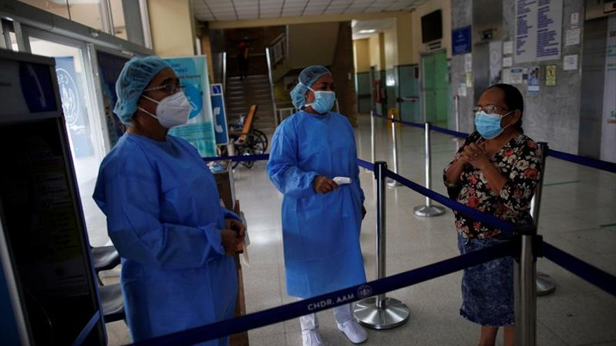Panama registers 344 deaths and 13,837 infections confirmed by COVID-19