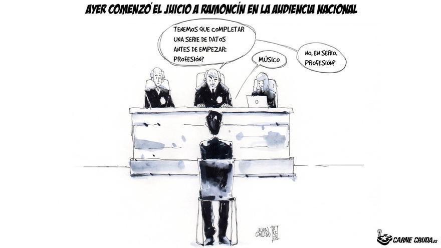 Juicio a Ramoncín