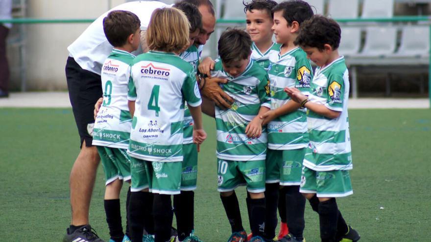 Niños en una escuela de verano del Juanín y Diego | CD JUANÍN Y DIEGO