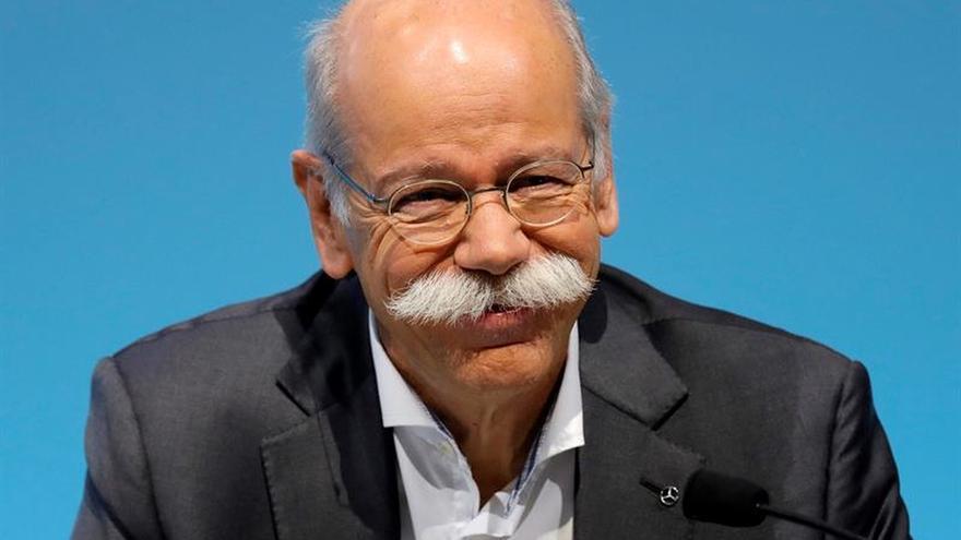Daimler duplica el beneficio neto hasta marzo, a 2.801 millones de euros