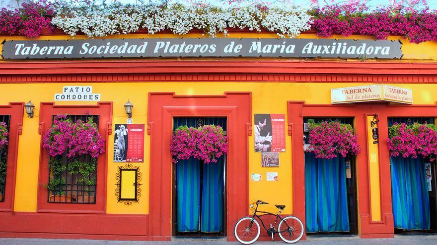 Sociedad de Plateros María Auxiliadora.