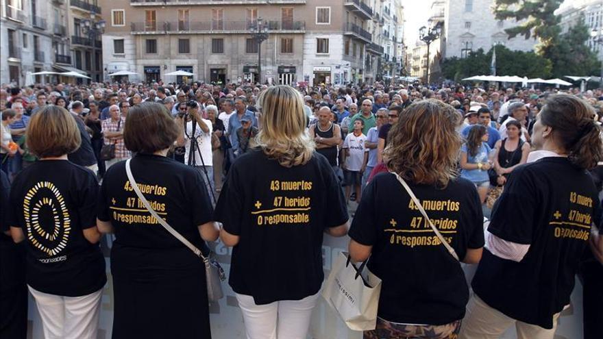 Pedirán a Bruselas determinar responsabilidades del accidente metro Valencia