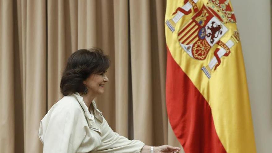 Calvo asegura que el Gobierno no legislará sobre la gestación subrogada