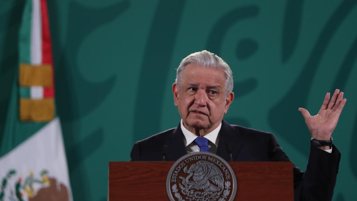 El presidente Andrés Manuel López Obrador no votó este domingo pese haber sido el principal promotor de la consulta