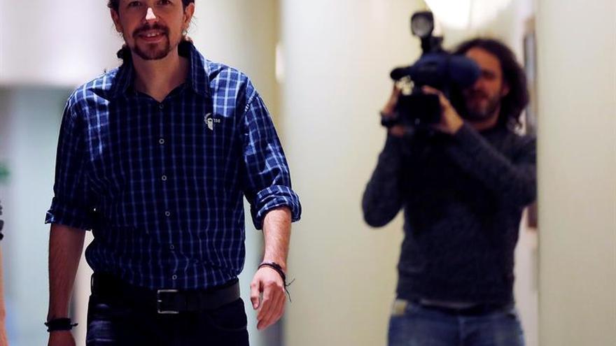 Iglesias pide a Sánchez que reconsidere su rechazo a ir juntos al Senado