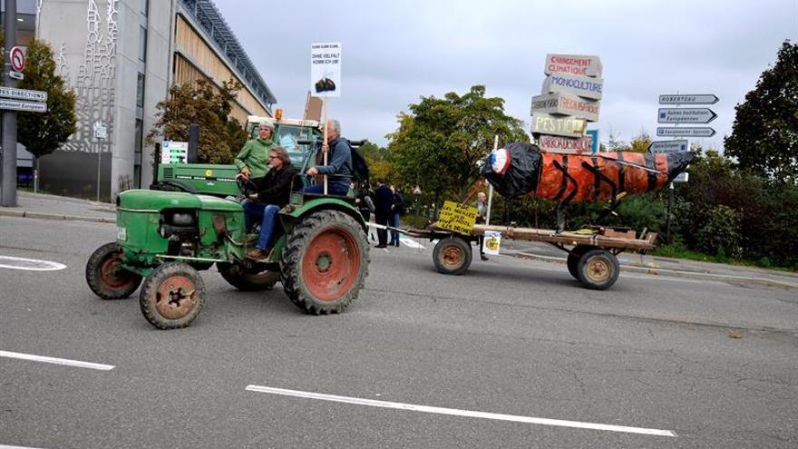 Los agricultores aceptan a regañadientes un parón en la estrategia agroalimentaria de la UE