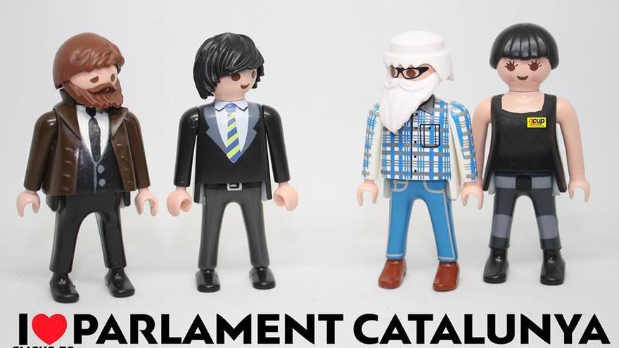 I love Parlament de Catalunya
