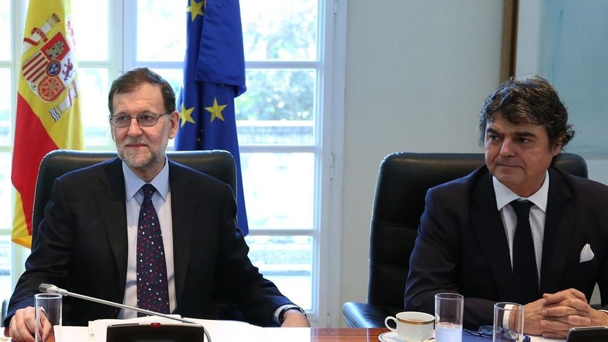 Rajoy mantiene a Jorge Moragas como su director de Gabinete