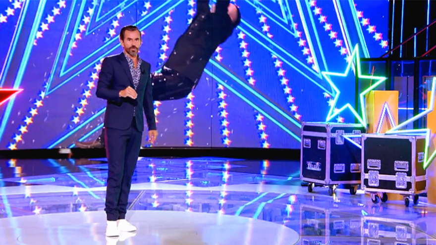 Santi Millán en 'Got Talent: lo mejor del mundo'