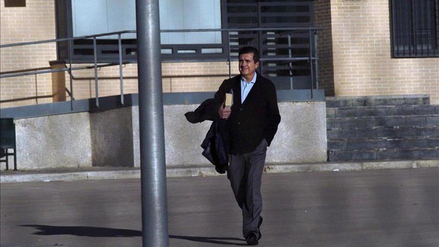El responsable de Prisiones explica el jueves el tercer grado a Jaume Matas