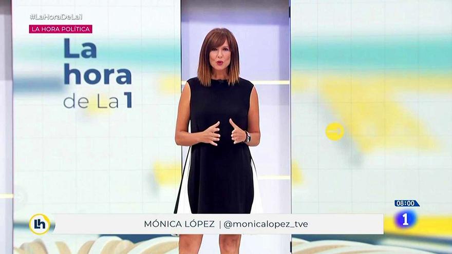 """Así ha sido el arranque de 'La hora de La 1' en TVE: """"Esta es la televisión pública, la de todos"""""""