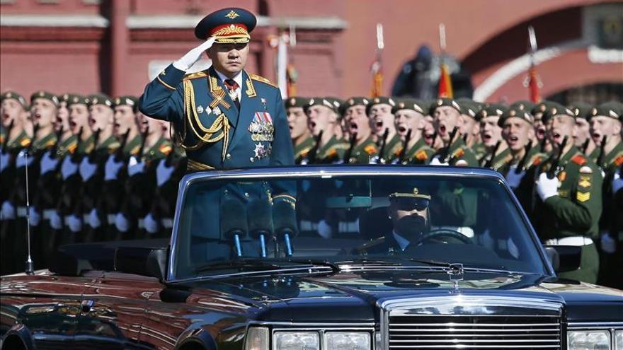 Rusia y China celebrarán maniobras militares en el Mediterráneo en 2015