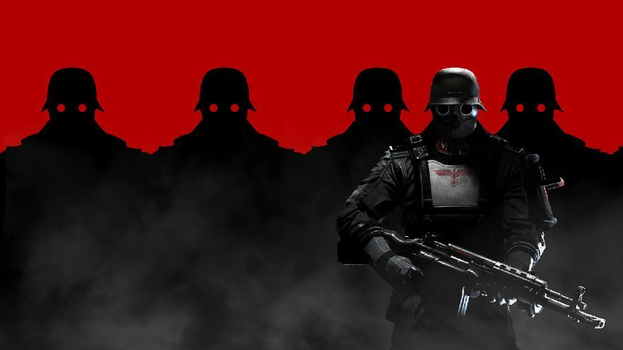 Wolfenstein: The New order ventas en Reino Unido DRL