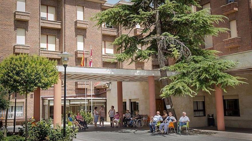 Residencia de ancianos 'Núñez de Balboa' de Albacete