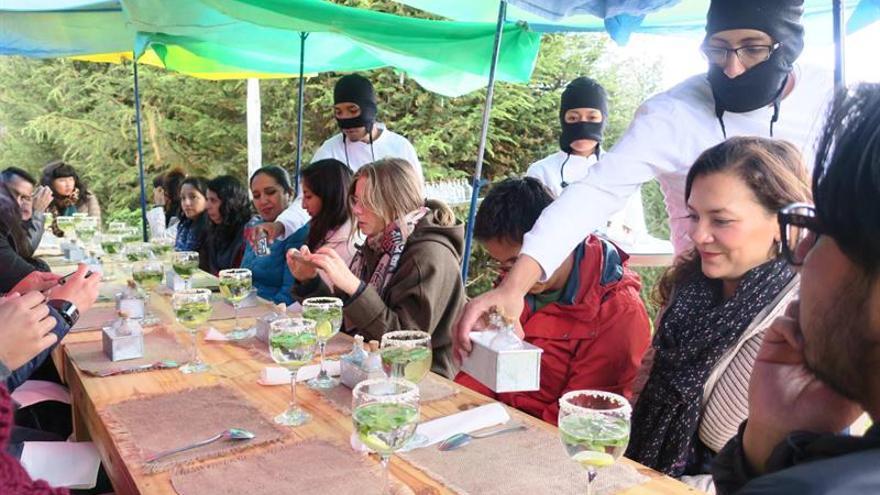 Cascándole, una experiencia culinaria que se apodera de la periferia paceña