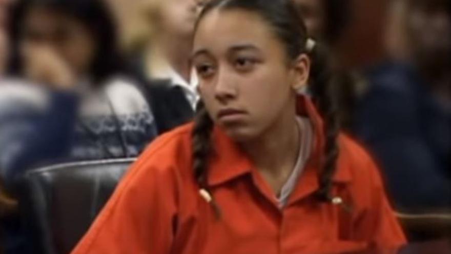 Cyntoia Brown durante el juicio