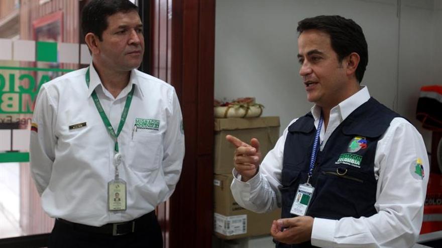 Colombia espera que 1,3 millones de personas crucen su frontera el fin de año