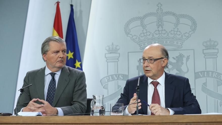 El Gobierno dice que no le corresponde impedir actos de campaña como el de Tarragona sino a los jueces