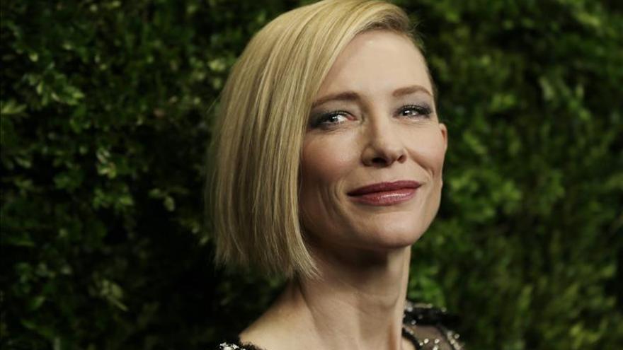 El MoMA honra el trabajo de la actriz Cate Blanchett con una gala benéfica