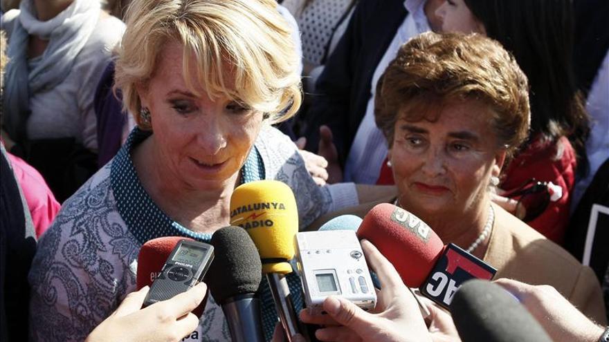 Aguirre cree que la sentencia de Estrasburgo enaltece a los asesinos