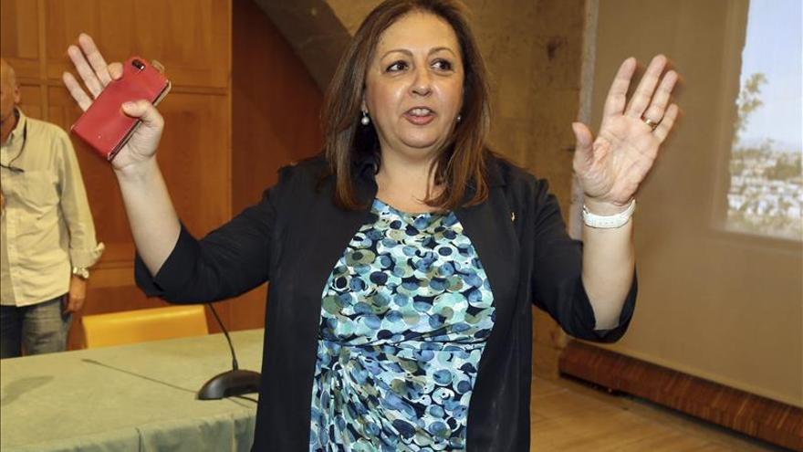 La Fiscalía se querella contra la directora de la Alhambra por el alquiler de audioguías