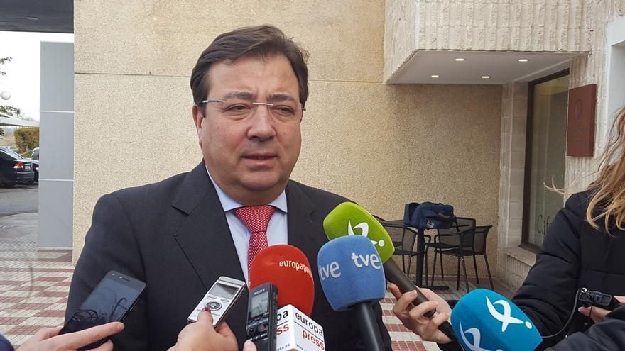 Vara apoya la fecha del Congreso del PSOE y mantiene que tanto Díaz como López son buenos candidatos
