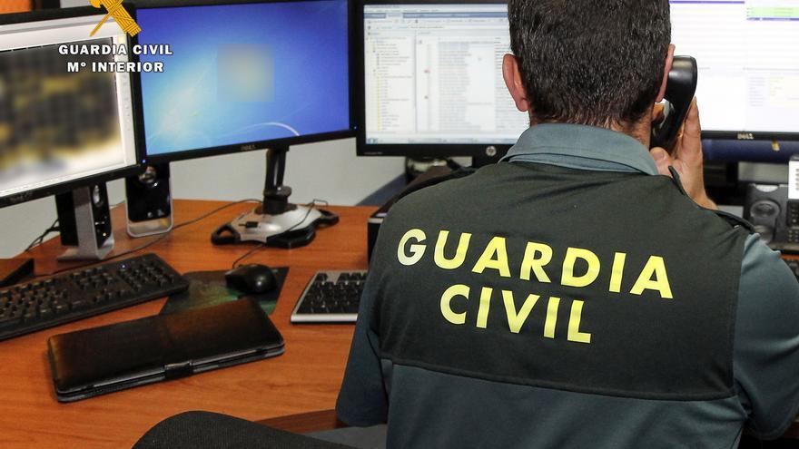 La Guardia Civil detiene a cuatro jóvenes por una presunta agresión sexual a una mujer en Gran Canaria