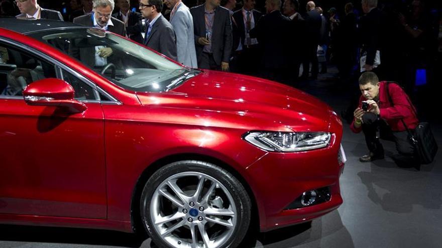 Ford reduce hasta un 7 % las emisiones de CO2 de los TDCi de 150 y 180 CV