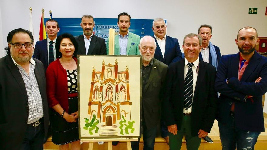 Los III Encuentros Culturales de la Fundación Comillas incorporan una exposición con obras inéditas de Sobrado