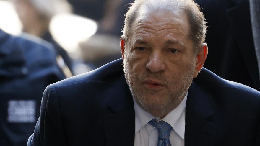 Una jueza aprueba bancarrota de Weinstein con 14 millones de euros a víctimas