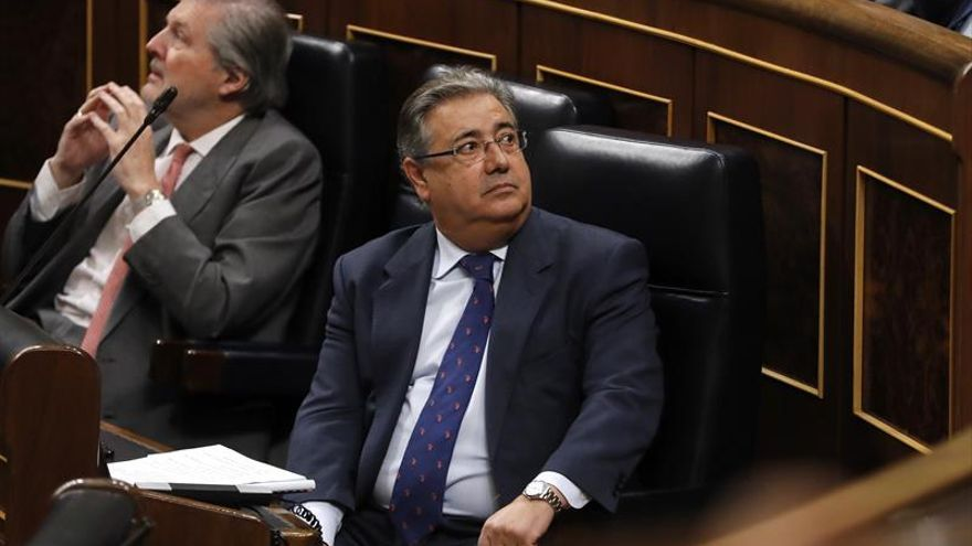 Interior lanza la campa a qu hacerenunatentado en la for Agenda ministro interior