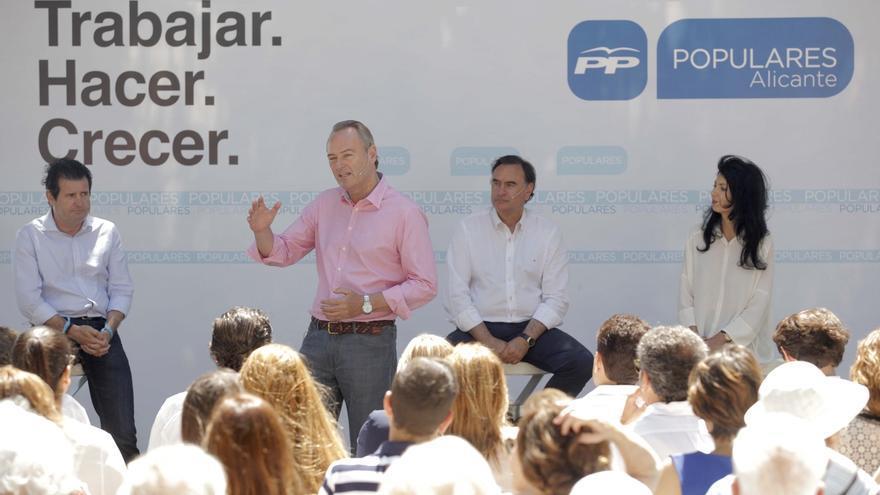 """Fabra: """"Votar al PP es decir alto y claro que es posible una España y Europa plural, solidaria y de futuro"""""""
