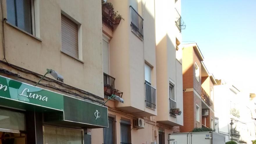 Desmantelamiento de un negocio en la zona turística de Mérida