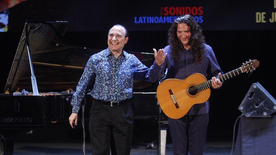 Michel Camilo y Tomatito en concierto