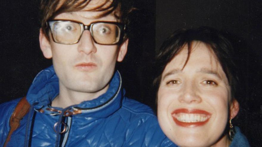 Jarvis Cocker y su musa, Deborah Bone   mymyelomajourney.wordpress.com