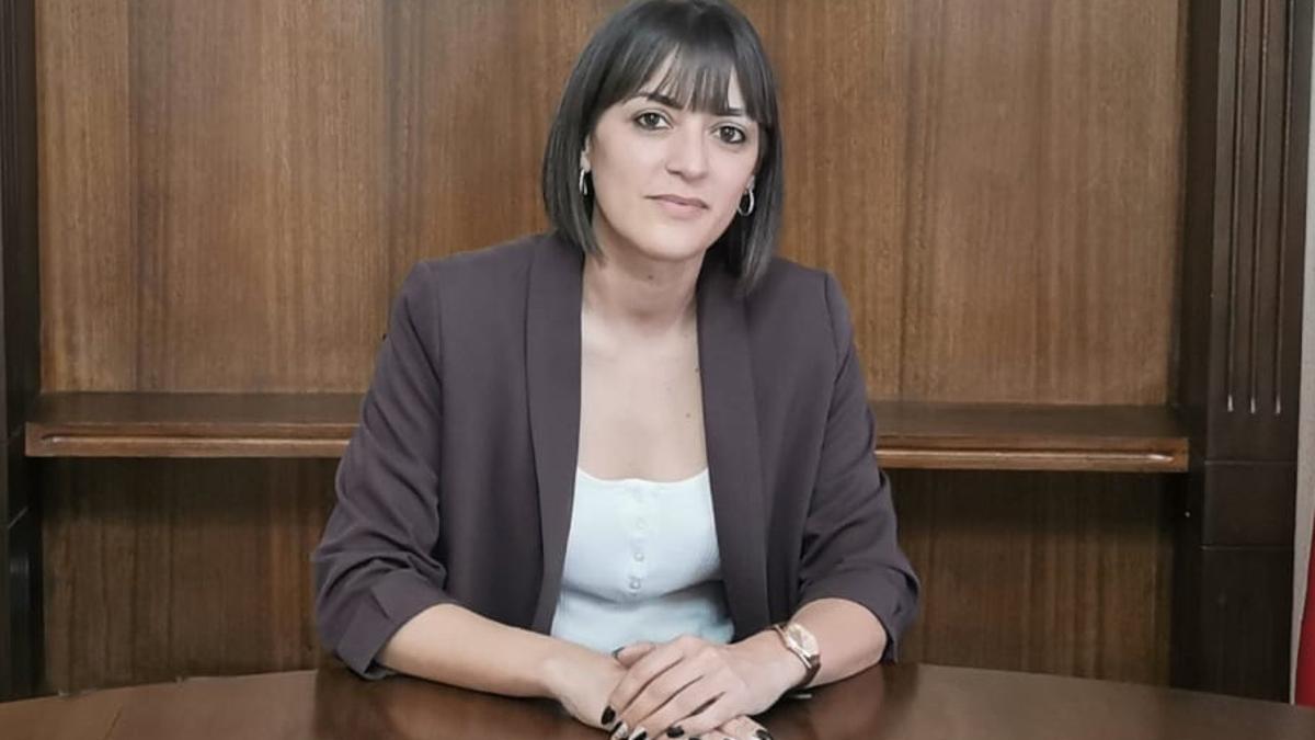Patricia Hernández.
