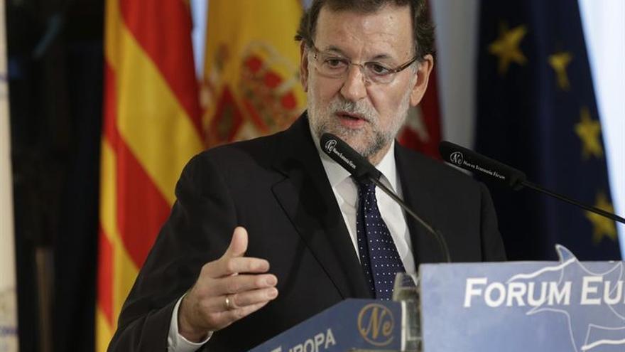 Rajoy considera a Alonso como el único contrapeso al nacionalismo el 25S