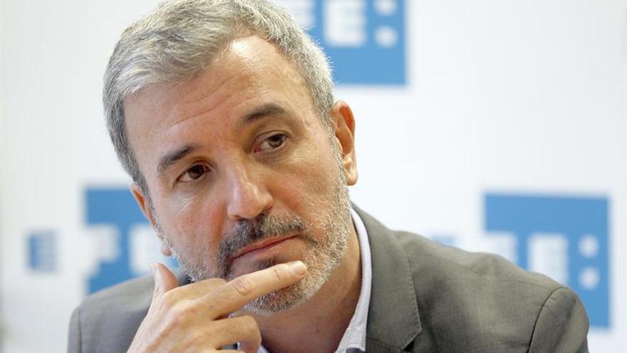Collboni, a Colau: Ayuntamiento es la casa de todos, también de los alcaldes del PSC